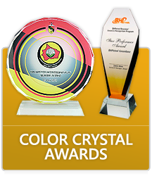 Color Crystal Award