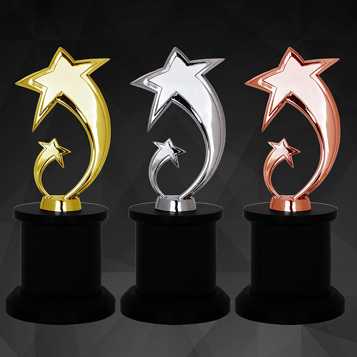 9194 - Exclusive Star Awards (GOLD, SILVER, BRONZE)