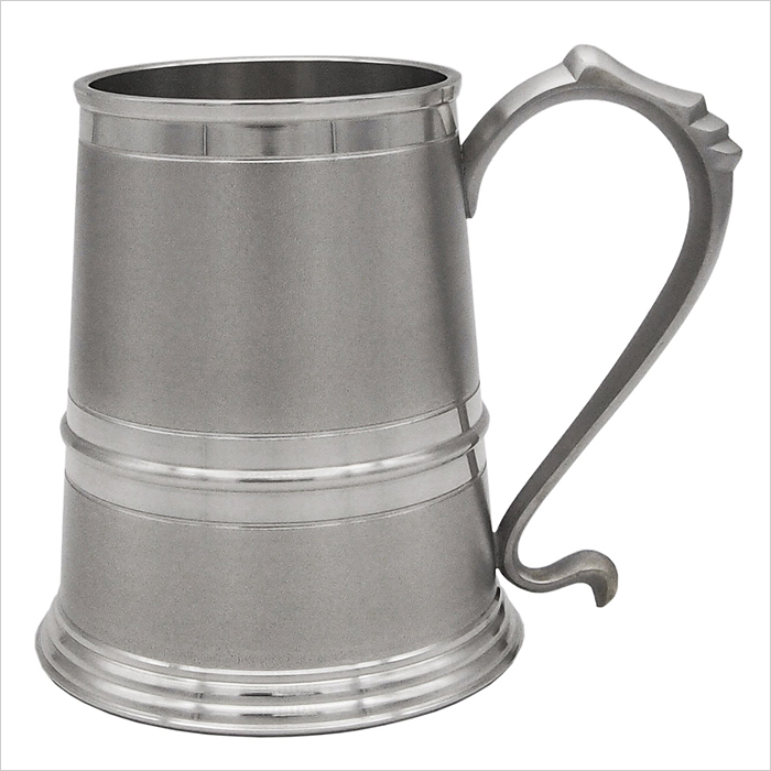 7240 - Exclusive Pewter Tankard