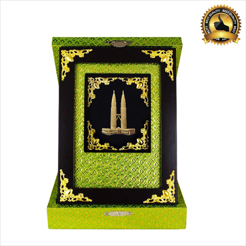 7365 - Exclusive Songket Souvenirs (Twin Tower)