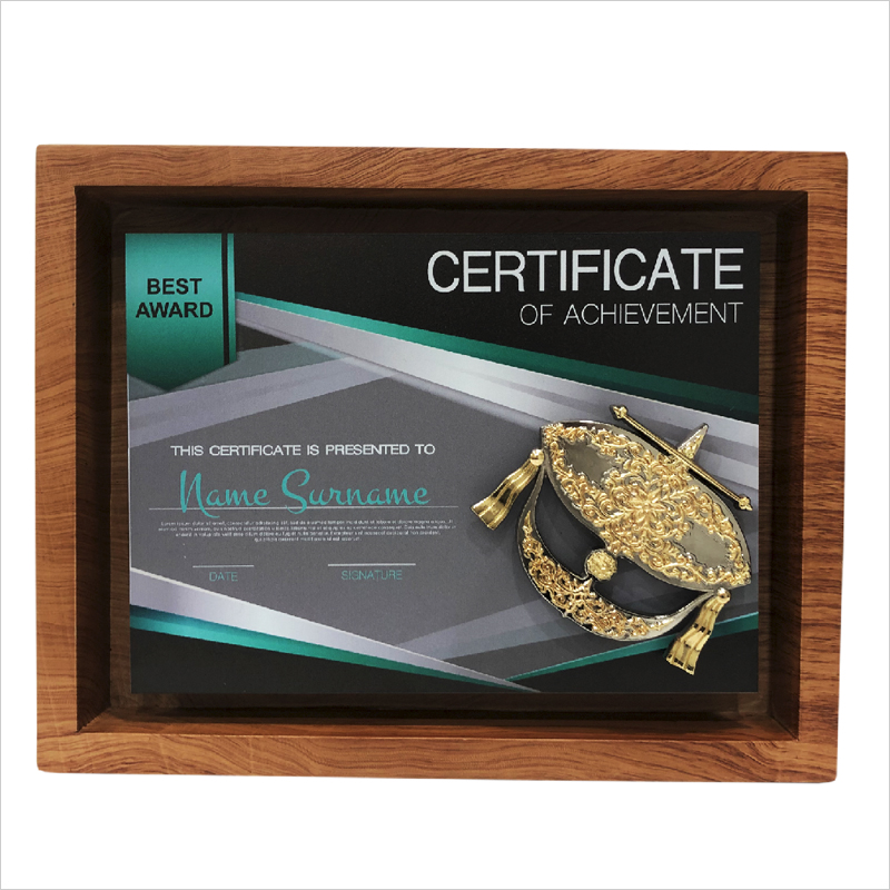 7400 - Exclusive Culture Souvenir Plaque