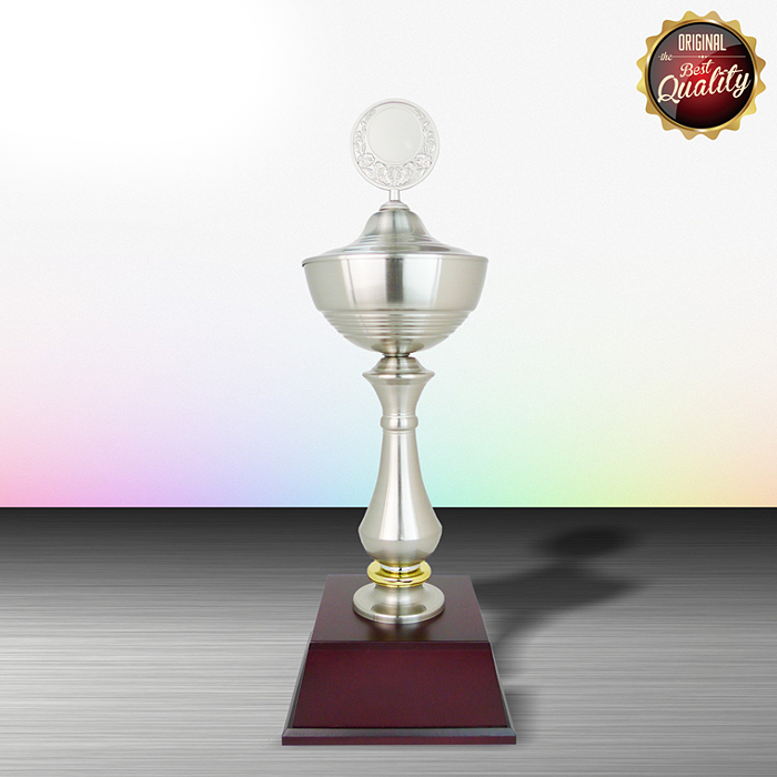 WS6005 - Exclusive White Silver Trophy