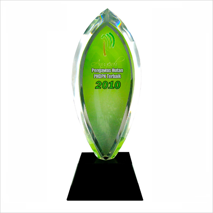 8047 - Exclusive Crystal Glass Awards