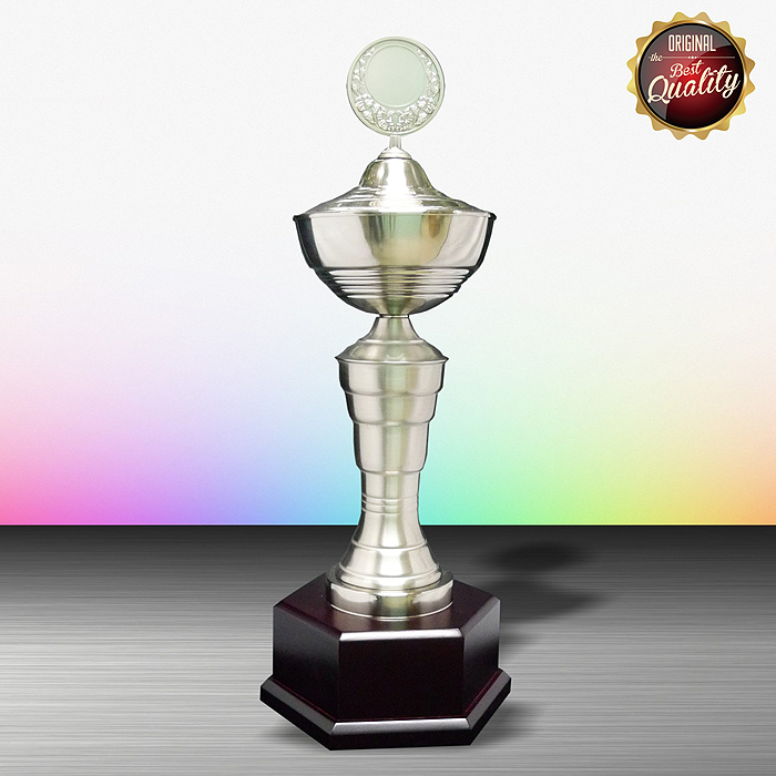 WS6039 - Exclusive White Silver Trophy